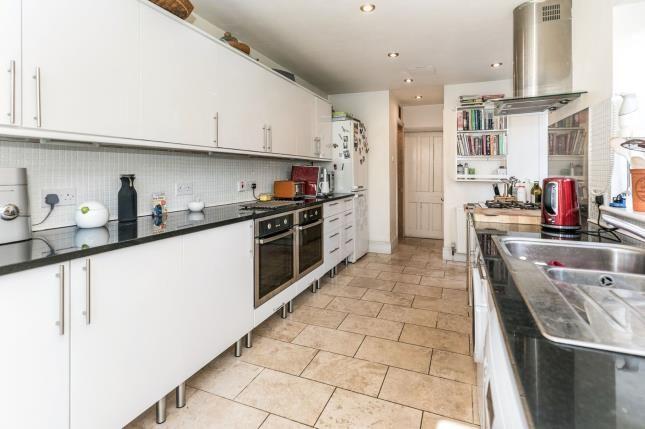 Kitchen of First Avenue, Selly Park, Birmingham, West Midlands B29