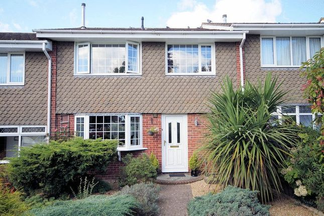 Thumbnail Terraced house for sale in Camelot Crescent, Fareham