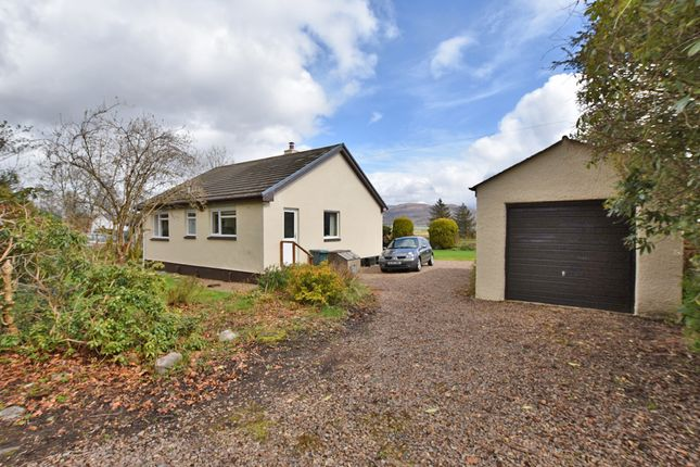 Thumbnail Detached bungalow for sale in Ardgour, Fort William