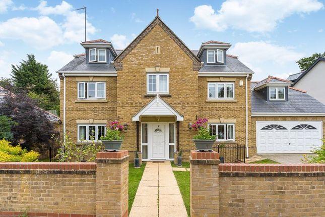 Thumbnail Detached house for sale in Douglas Downes Close, Headington, Oxford