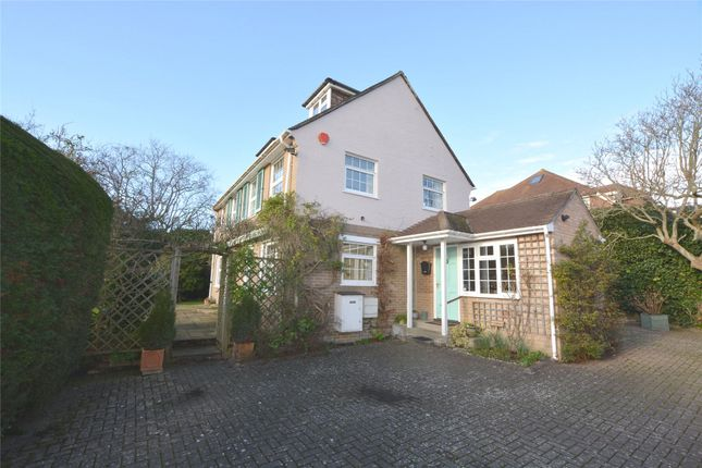 Front Elevation of Grove Pastures, Lymington, Hampshire SO41