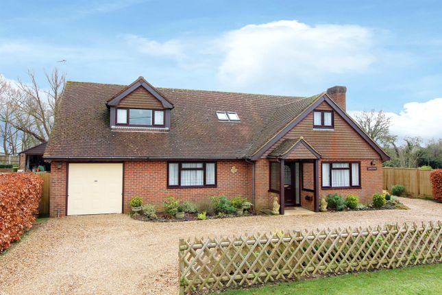 Thumbnail Detached bungalow for sale in Canterbury Road, Brabourne, Ashford, Kent