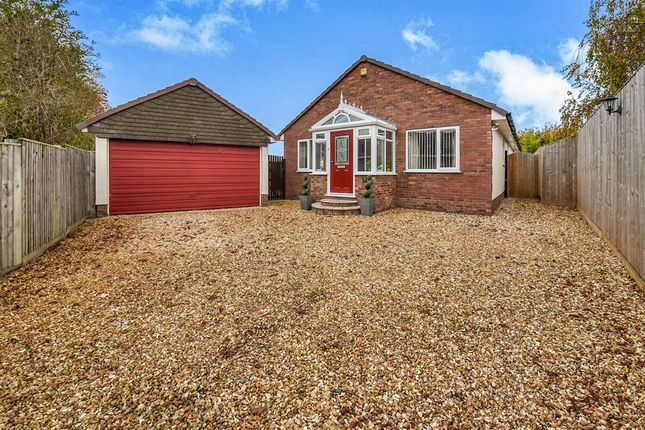 Thumbnail Detached bungalow for sale in Greenway Road, Taunton
