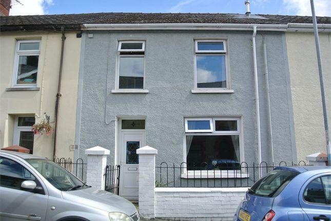Thumbnail Terraced house for sale in Ton Bach Street, Blaenavon, Pontypool