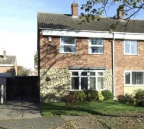 Thumbnail Semi-detached house to rent in Torridon Close, Sinfin, Derby