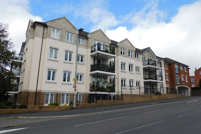 1 bed flat for sale in West Street, Axminster EX13