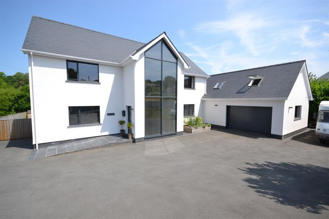 Thumbnail Detached house for sale in Velindre, Llandysul