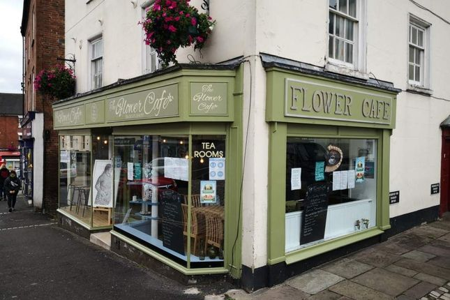 Thumbnail Leisure/hospitality for sale in Ashbourne, Derbyshire