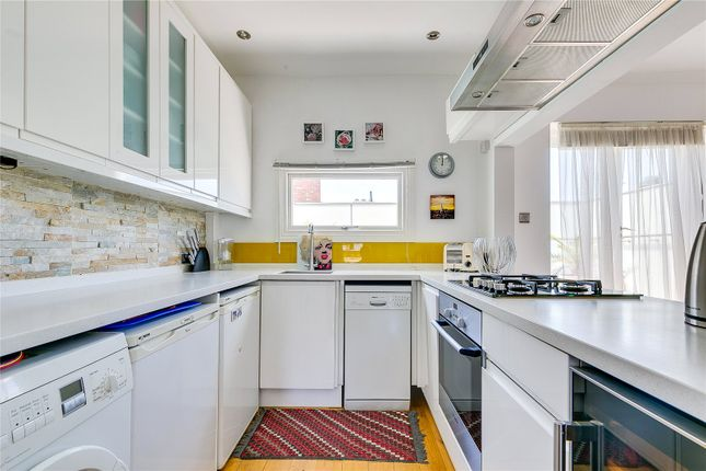 Kitchen of St Dunstans Road, Barons Court, London W6