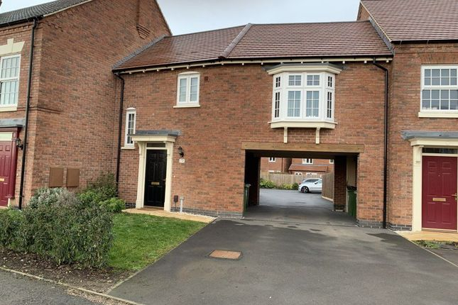 Thumbnail Property to rent in Tay Road, Leicester