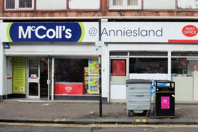 Thumbnail Retail premises to let in Great Western Road, Anniesland, Glasgow