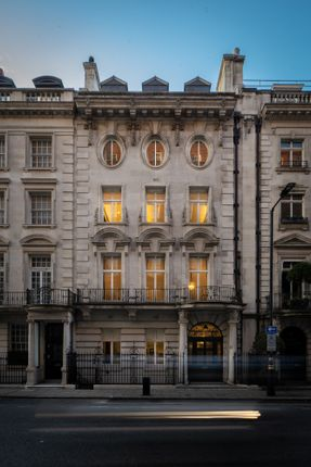 Town house for sale in Upper Grosvenor Street, Mayfair