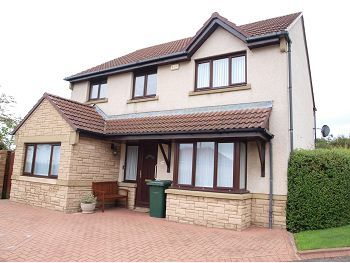 Thumbnail Detached house to rent in The Murrays, Edinburgh