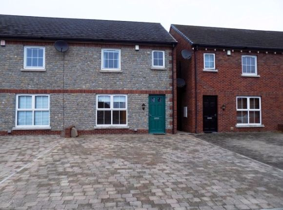 Thumbnail Semi-detached house to rent in Fountain Crescent, Lisburn