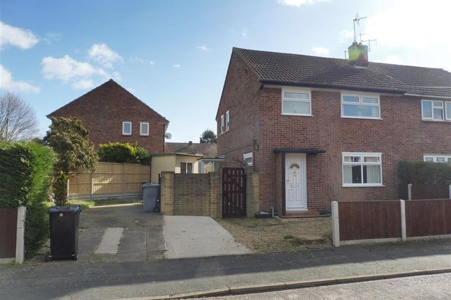 Thumbnail Property to rent in Queensway, Grantham