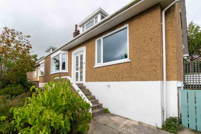 Thumbnail Semi-detached bungalow for sale in Hillend Road, Clarkston, Glasgow