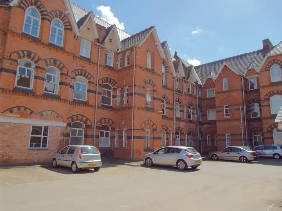Thumbnail Flat for sale in Grosvenor Gate, Leicester, Leicestershire