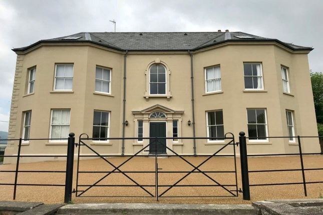 Thumbnail Flat for sale in Plas Kynaston Lane, Cefn Mawr, Wrexham