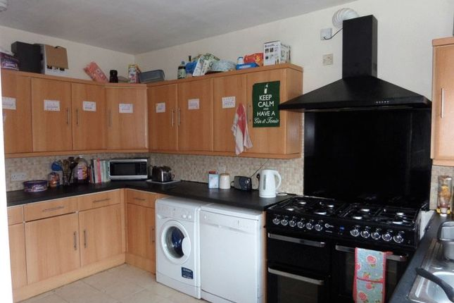 Thumbnail Detached house to rent in Harlaxton Drive, Nottingham