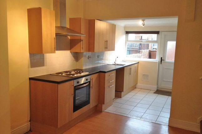 Thumbnail Terraced house to rent in Blundell Road, South Elmsall, Pontefract