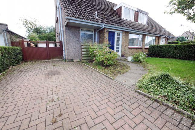 Thumbnail Semi-detached house to rent in Riccarton Avenue, Currie, Edinburgh