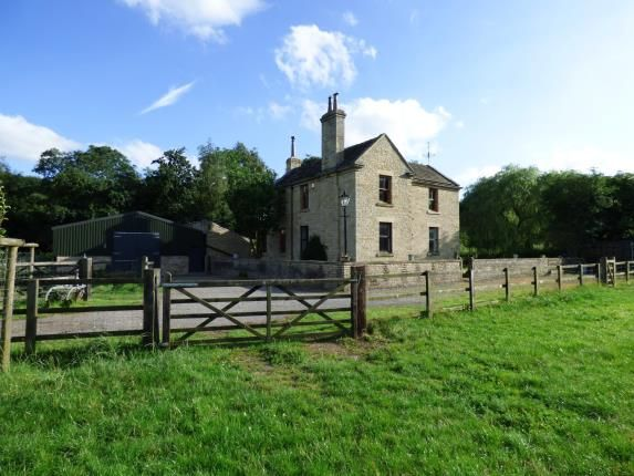 Thumbnail Detached house for sale in Melandra, Glossop, High Peak, Derbyshire