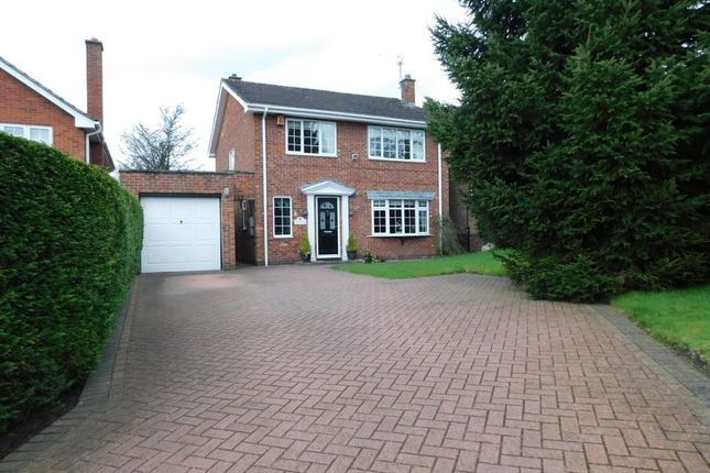 Detached house for sale in Wilmore Court, Hopton, Stafford