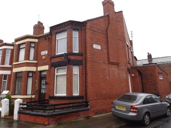 Thumbnail End terrace house for sale in Haddon Avenue, Orrell Park, Liverpool, Merseyside