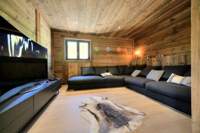 TV Den of Megeve, Rhones Alps, France