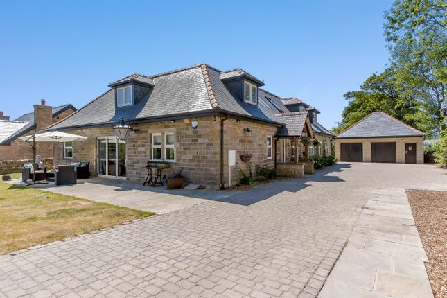 Thumbnail Barn conversion for sale in Highstead Close, East Morton