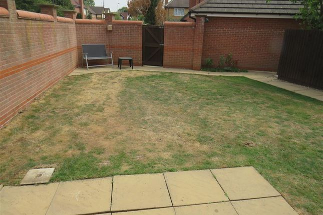 Garden of Starflower Way, Mickleover, Derby DE3