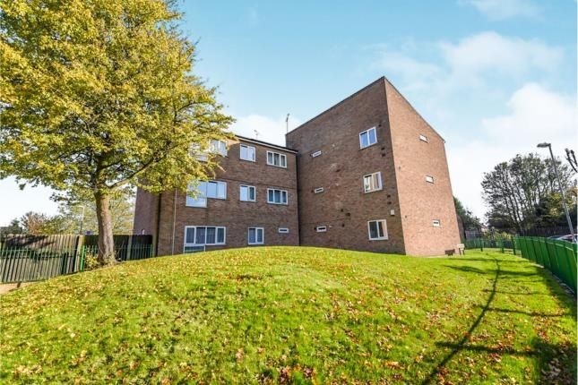 Thumbnail Flat for sale in Brookhill Close, New Invention, Willenhall, West Midlands