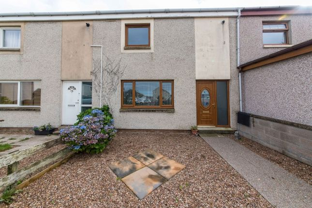 Thumbnail Terraced house for sale in Montbletton Place, Macduff, Aberdeenshire