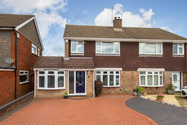 Thumbnail Semi-detached house for sale in Lowther Road, Dunstable