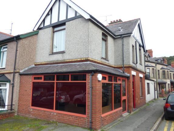 Thumbnail End terrace house for sale in Orme Road, Bangor, Gwynedd