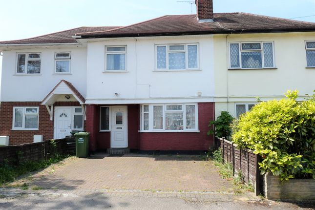3 Bed Mid Terrace For Sale In North Hayes
