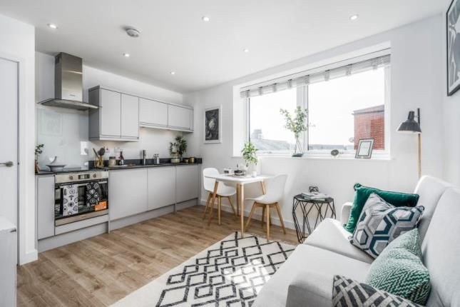 Thumbnail Flat for sale in Upper Banister Street, Southampton, Hampshire