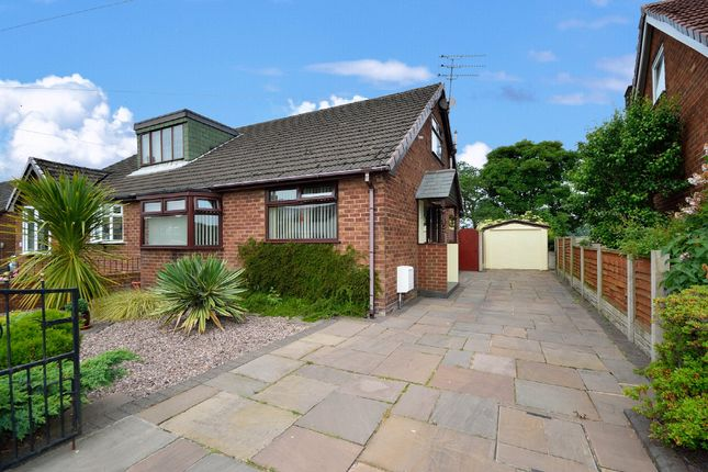 Thumbnail Semi-detached bungalow to rent in Old Lane, Rainford, St Helens