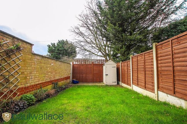 Rear Garden of Beeston Drive, Cheshunt, Waltham Cross EN8