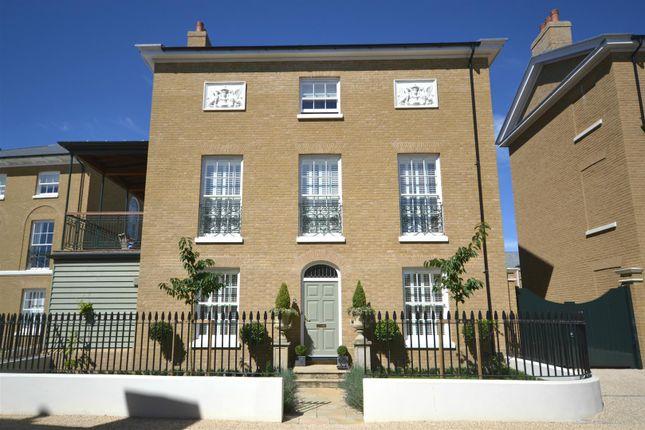 Thumbnail Detached house for sale in Wadebridge Lane, Poundbury, Dorchester