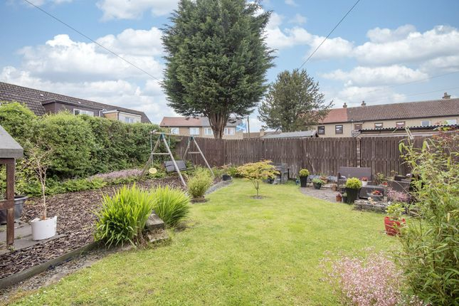 End terrace house for sale in Clyde Crescent, Larbert