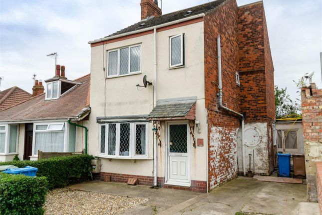 Thumbnail Semi-detached house for sale in Hollym Road, Withernsea