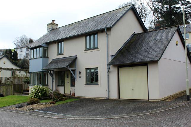 Thumbnail Detached house for sale in Quarry Close, Totnes