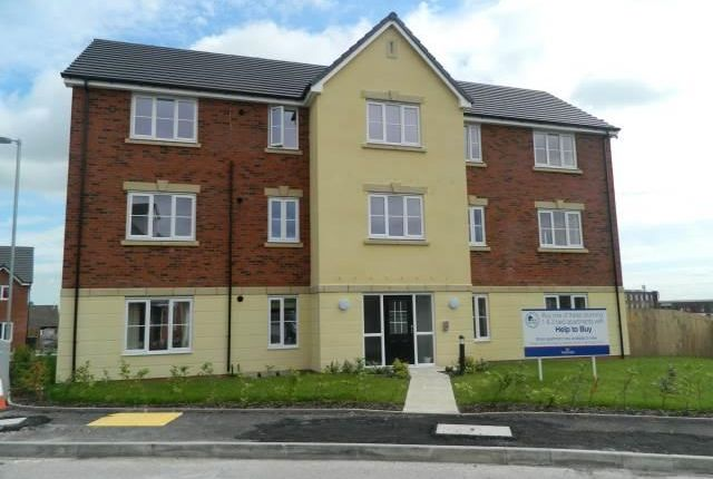 Thumbnail Flat to rent in Windsor Gardens, Bolton