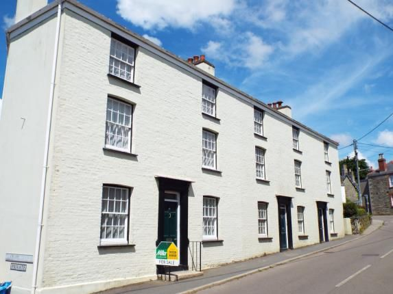 Thumbnail End terrace house for sale in Mylor Bridge, Falmouth, Cornwall