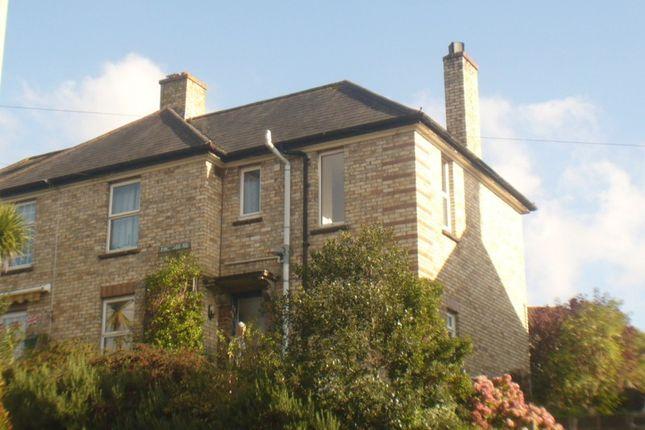 Thumbnail Flat for sale in Pinewood Road, Newton Abbot, Devon