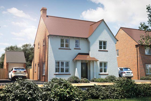 "Thumbnail Detached house for sale in ""The Berrington"" at Pine Ridge, Lyme Regis"