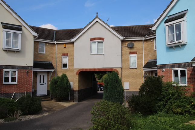 3 bed terraced house to rent in Brybank Road, Haverhill