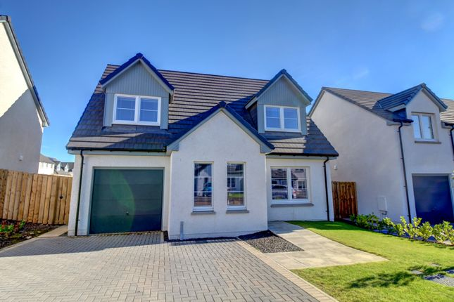 Thumbnail Detached house for sale in Mona Crescent, Broughty Ferry, Dundee