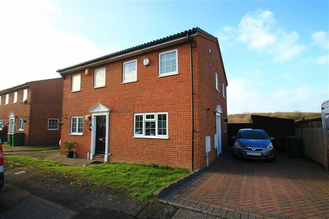 Thumbnail Semi-detached house for sale in Muirfield Rise, St Leonards-On-Sea, East Sussex